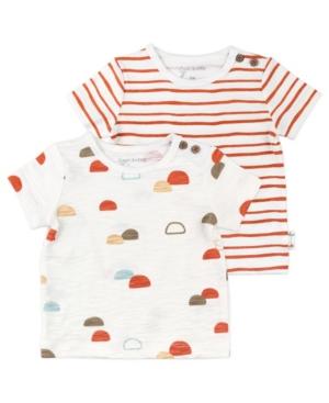 Mac & Moon Baby Boy 2-Pack Tops