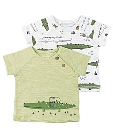 Baby Boy 2-Pack Tees