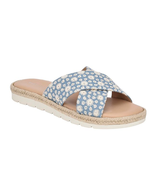 Easy Spirit Tierra7 Criss Cross Sandals