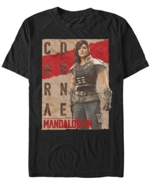 Fifth Sun Men's Cara Dune Poster Short Sleeve Crew T-shirt