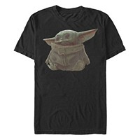 Fifth Sun Men's Star Wars The Mandalorian The Child Short Sleeve T-shirt