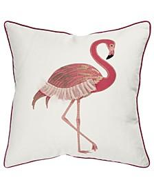 "Animal Decorative Pillow Cover, 20"" x 20"""