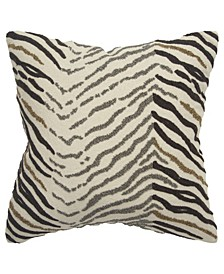 "Stripes Decorative Pillow Cover, 18"" x 18"""