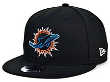 Little Boys Miami Dolphins Draft 9FIFTY Snapback Cap