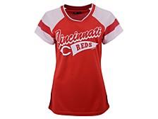 Cincinnati Reds Women's Biggest Fan T-Shirt