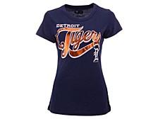Women's Detroit Tigers Homeplate T-shirt