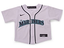 Seattle Mariners  Infant Official Blank Jersey