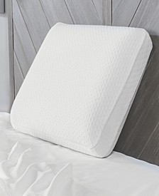 Luxury Extraordinaire Gusseted Oversized Memory Foam Bed Pillow