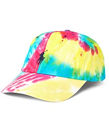 Men's Tie-Dye Chino Ball Cap