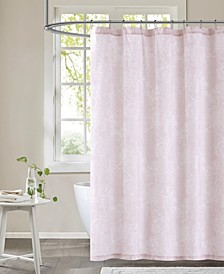 "Spring Bloom Shower Curtain, 72"" x 72"""