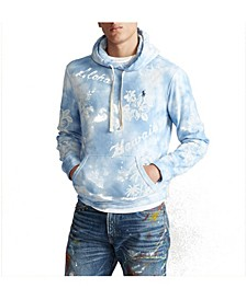 Men's Hawaiian Spa Terry Hoodie