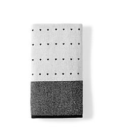 """Triangle Stripe 28""""x 54"""" Bath Towel"""