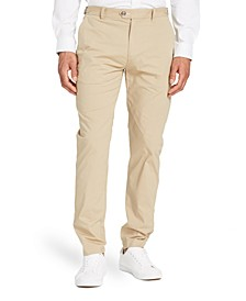 Men's Standard-Fit Straight Leg Pants