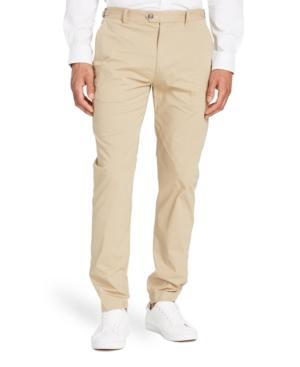 Men's Standard-Fit Straight Leg Pants