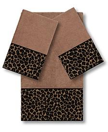 Spots 3 Piece Towel Set