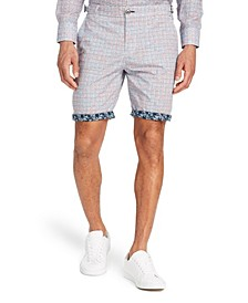 "Men's Standard-Fit 9"" Roxburgh Flat Front Shorts"