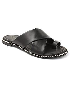 Zalli Toe-Post Sandals
