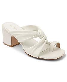BCBGeneration Dextar Toe-Post Dress Sandals
