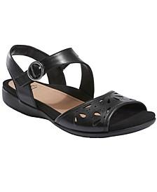 Women's Alder Arvi Quarter Strap Sandal