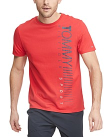 Men's Hoffman Performance Logo T-Shirt