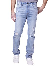 Men's Straight-Fit Jeans