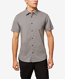 Men's Service Short Sleeve Woven Shirt