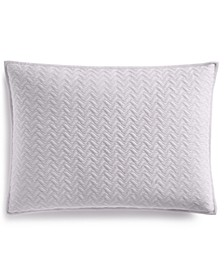 Impressions Quilted Standard Sham, Created for Macy's