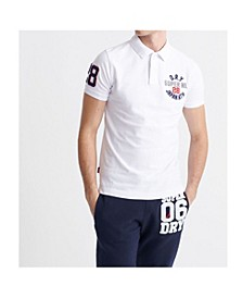 Men's Classic Superstate Polo Shirt