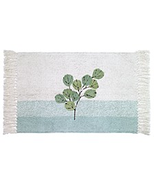 "Ombre Leaves Rug, 20"" x 30"""