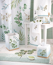 Ombre Leaves Bath Collection