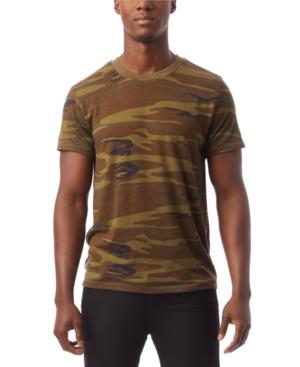 Men's Printed Crew T-Shirt