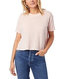 Headliner Vintage-Like Women's Jersey Cropped T-Shirt