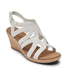 Women's Briah Braid Strap Sandal