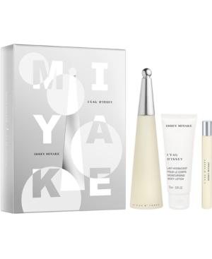 Issey Miyake 3-pc. L'eau D'issey Eau De Toilette Gift Set