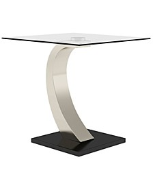 Navarre Square End Table