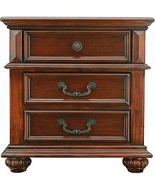 Eason 3-drawer Nightstand