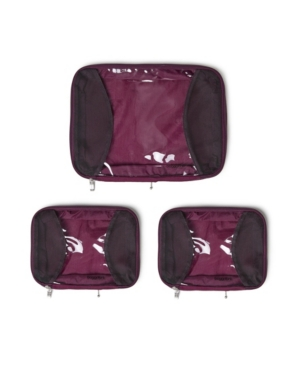 Women's 2 Medium and 1 Large Compression Cubes