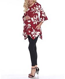 Maternity Roche Tunic Top
