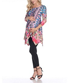 Maternity Arlene Tunic Top