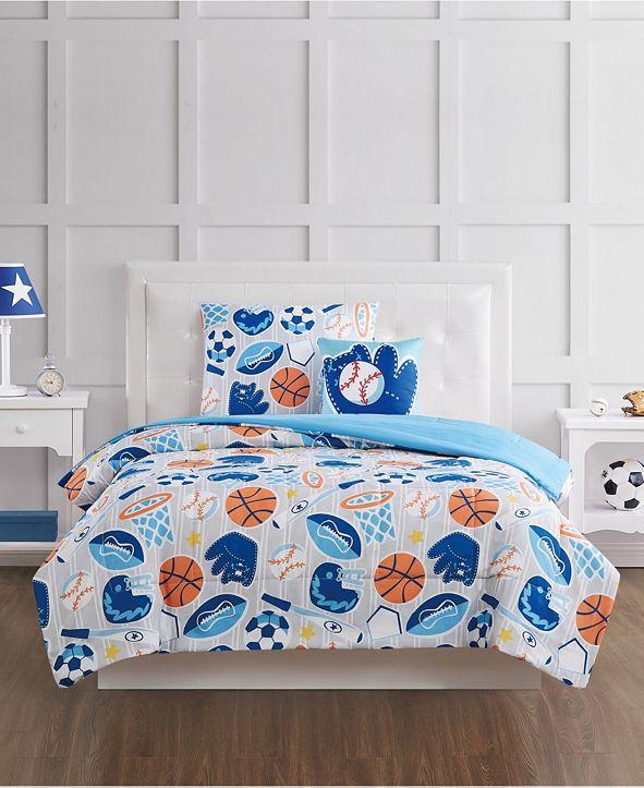 My World All Star Twin 3 Piece Comforter Set