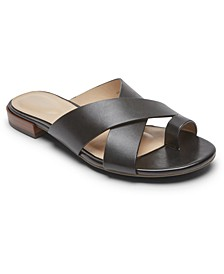 Women's Total Motion Zosia Toe-Thong Sandals