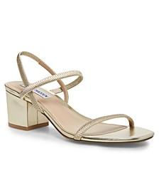Women's Inessa Block-Heel Dress Sandals