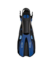 Head Volo One Swimming Snorkeling Diving Scuba Fins with Mesh Bag Set