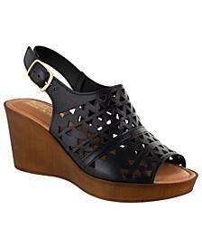 Deb-Italy Women's Wedge Sandals