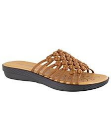Sing Women's Comfort Slide Sandals