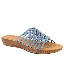 Sing Women's Comfort Slide Sandals
