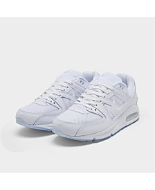 Men's Air Max Command Mesh Casual Sneakers from Finish Line