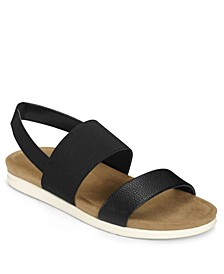 Hoboken Banded Slide Sandal