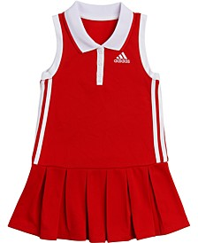 Baby Girls Polo Pleated Dress