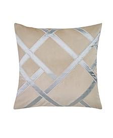 "Tristano Decorative Pillow, 20"" x 20"""